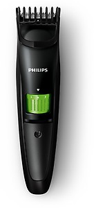 PHILIPS QT3310/15 Runtime: 30 min Trimmer for Men  (Black) price in India.
