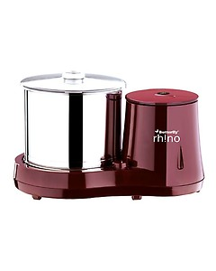 Butterfly Rhino Table Top Wet Grinder, 2L (Cherry) price in India.