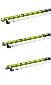 Philips Astra Line 20-Watt 4-Feet LED Tubelight Batten (Cool White, Pack of 3)