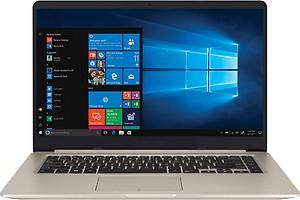 Asus VivoBook S15 S510 (Core i5-8th Gen /8 GB/ 1 TB / 39.62 cm (15 inch) FHD/Windows 10/ 2 GB Graphics) UN-BQ217T Thin & Light Laptop  (Gold, 1.7 Kg) price in India.