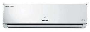 Voltas 1.5 Ton 5 Star Split Inverter AC - White(185V JZJ (R32), Copper Condenser) price in India.