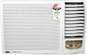 Carrier Estrella CAW12ET3N8F0 1 Ton 3 Star Window AC (White) with Copper Condenser price in India.