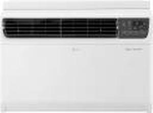 LG 1 Ton 5 Star Window Dual Inverter AC - White(JW-Q12WUZA, Copper Condenser) price in India.