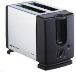 BAJAJ atx03 600 Pop Up Toaster(White) price in India.