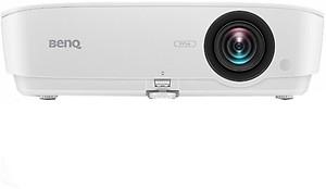 BenQ MS531P Digital (3300 AL / 1 Speaker) Projector(White) price in India.