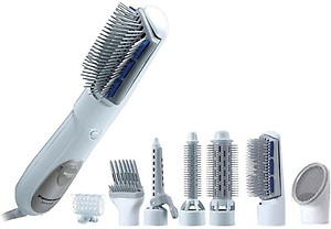 Panasonic EH-KA81-W62B Multi-Faceted Hair Styler with 8 Attachments price in India.