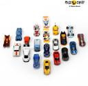Miss & Chief Diecast Cars - Gift pack(Multicolor, Pack of: 20)