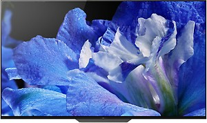 Sony Bravia A8F 163.9cm (65 inch) Ultra HD (4K) OLED Smart Android TV(KD-65A8F) price in India.