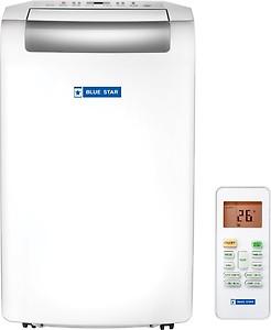 Blue Star 1 Ton Portable AC - White(BS-CPAC12DA, Copper Condenser) price in India.