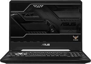 "ASUS TUF FX505 (Core i5- 8th Gen/8 GB/1TB+ 256GB SSD/ ""15.6"" FHD/ Windows 10/ 4GB GTX1050 Ti) Gaming Laptop FX505GE-BQ025T (Gun Metal/2.2kg) price in India."