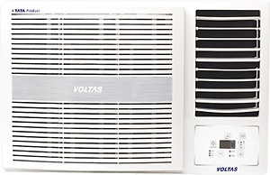 Voltas 1.5 Ton 5 Star Window AC (Copper 185 LZH/185 LZH R32 White) price in India.