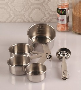 Dynore Measuring Cup & Spoon- Set of 8