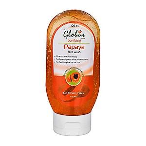 Globus Papaya Purifying Face Wash - 100 ml