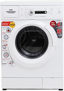 IFB 6 kg 5 Star Fully Automatic Front Load with In-built Heater White(Diva Aqua VX) price in India.