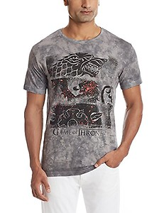 Upto 70% Off on Free Authority Men's T-Shirt