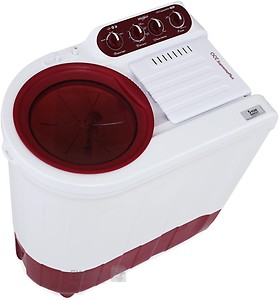Whirlpool 7 kg Semi Automatic Top Load Red(Ace 7.0 Supreme Plus (Coral Red) (5YR)) price in India.