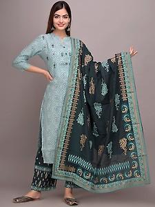 bandhani suit set