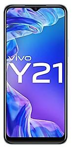Vivo Y21 (Diamond Glow, 4GB RAM, 64GB Storage) with No Cost EMI/Additional Exchange Offers