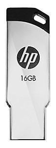 HP USB 2.0 Flash Drive v236w 16 GB Pen Drive(Silver) price in India.