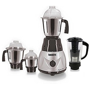 Sunmeet 600 Watts 4 Jar Mixer Grinder Factory Outlet price in India.