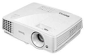 BenQ MX528P DLP 3300 ANSI-Lumen XGA 1024 x 768 price in India.