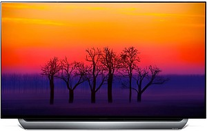 LG 139 cm (55 inch) OLED Ultra HD (4K) Smart TV  (OLED55C8PTA) price in India.