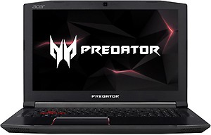 Acer Predator Helios 300 Core i5 8th Gen - (8 GB/1 TB HDD/128 GB SSD/Windows 10 Home/4 GB Graphics/NVIDIA GeForce GTX 1050Ti) PH315-51 / PH315-51-51V7/ph315 51 55xx Gaming Laptop  (15.6 inch, Obsidian Black, 2.5 kg) price in India.