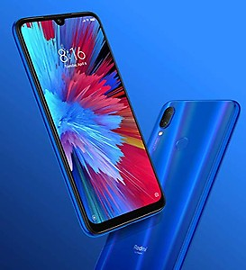Redmi Note 7 (Onyx Black, 4GB RAM, 64GB Storage) price in India.