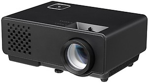 Jambar JP-03 Mini Portable 1000 Lumens LED Projector 1080p Supported Best for Home Entertainment /Office / Education / Outdoor ( One Year Full Replacement Warranty ) price in India.