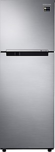 Samsung 253 L Frost Free Double Door 1 Star (2020) Refrigerator  (Elegant Inox, RT28M3022S8-HL/ RT28M3022S8-NL) price in India.