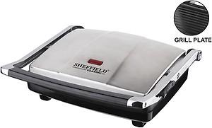 Sheffield Classic SH 6006 Press Grill 4 slice 4 4 Sandwich Maker price in India.