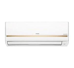 Hitachi 1 Ton 5 Star Inverter Split AC (Copper RSFG512HCEA Gold) price in India.