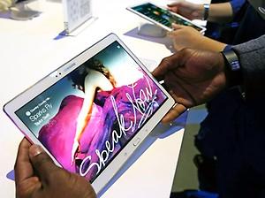 Samsung Galaxy Tab S 10.5 price in India.