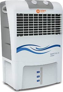 Orient Electric 20 L Room/Personal Air Cooler  (White, Smartcool DX - CP2002H) price in India.