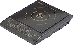 Bajaj Majesty ICX 3 1400-Watt Induction Cooker (Black) price in India.