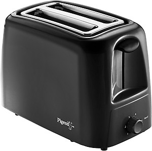 Pigeon 12470 700 W Pop Up Toaster  (Black) price in India.