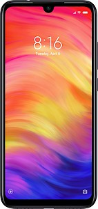 Redmi Note 7 Pro (Space Black, 128 GB)  (6 GB RAM) price in India.