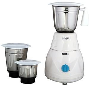 Usha Smash Mixer Grinder (MG-2853) 500-Watt 3 Jars (White) price in India.