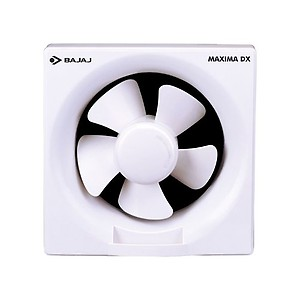 Bajaj Maxima DxI Fresh 55-Watt Air Fan (White) price in India.