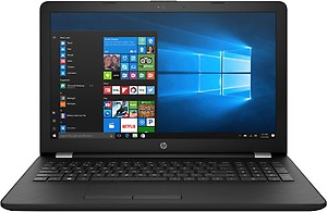HP 15q APU Dual Core A6 A6-9225 - (4 GB/1 TB HDD/Windows 10 Home) 15q-dy0006AU Laptop  (15.6 inch, Jet Black, 2.1 kg) price in India.