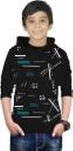 Full Sleeve Printed Boys Sweatshirt