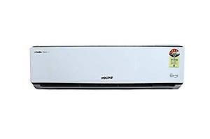 Voltas 1.5 Ton 4 Star Inverter Split AC (Copper 184V JZCT White) price in India.