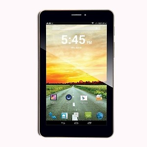 iBall 7271 HD 70 (3G+ Wifi, Calling, White) price in India.
