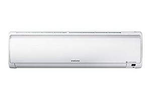 Samsung 1 Ton 3 Star Split Inverter AC - White  (AR12NV3HLTR, Alloy Condenser) price in India.
