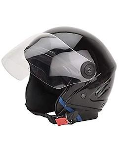 RACING Track Unbreakable Helmet Motorbike Helmet (Black)