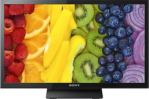 Sony 59.9 cm (24 inch) HD Ready LED TV - KLV-24P413D price in India.