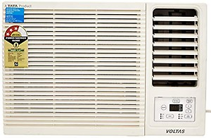Voltas 0.8 Ton 3 Star Window AC (Copper WAC_103_DZS White) price in India.