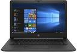 HP 14q APU Dual Core A6 A6-9225 - (4 GB/256 GB SSD/Windows 10 Home) 14q-cy0004AU Thin and Light Laptop  (14 inch, Jet Black, 1.47 kg) price in India.