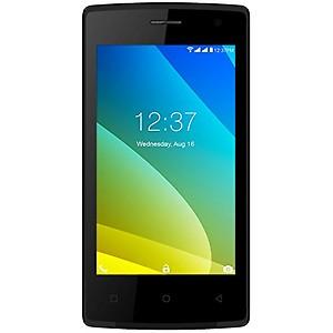 Intex Cloud C1 (Black, 1GB RAM) price in India.