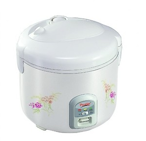Prestige PRWCS 2.2 Electric Rice Cooker with Steaming Feature(2.2 L) price in India.